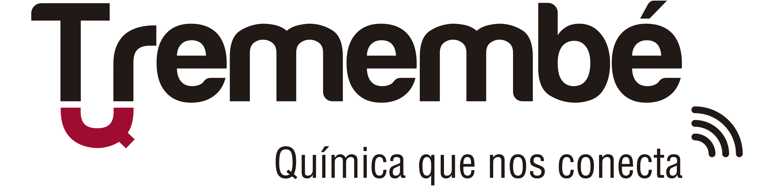 Logo Tremembe Quimica